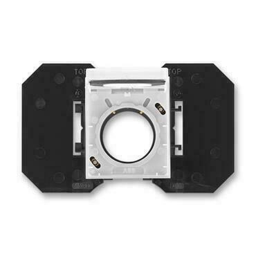ABB 5530E-A67107 01 Element Zásuvka centrálního vysávání, se základnou