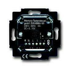 ABB 2CKA006550A0042 Přístroje Přístroj stmívače zářivek, pro krátkocestné ovl. (typ 6550 U-101-500)