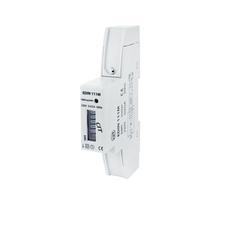 EL 1008820 Elektroměr EDIN 111M, 45A, 1mod., mechanický číselník, 1-fáz., 1-tar., podružný RP 0,60kč