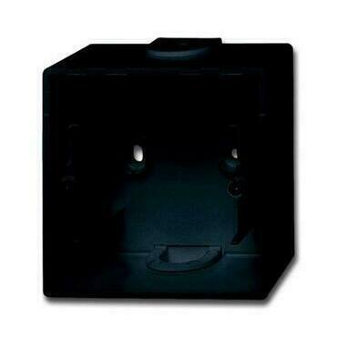 ABB 2CKA001799A0923 Úložný materiál Krabice přístrojová jednonásobná, pro lištové rozvody