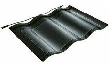 Fotovoltaická střešní taška Hanergy Hantile