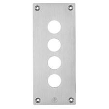 SCHN XAPE304 Průčelní deska pro ovládače 22 mm RP 0,15kč/ks