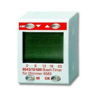 ABB 2CKA006590A0185 Stmívače Modul ovládací programovatelný (pro centrální univerzální stmívač)