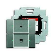 ABB 2CKA006116A0202 KNX Prvek ovládací 2násobný se sběrnicovou spojkou