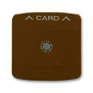 ABB 3559A-A00700 H Tango Kryt spínače kartového, s čirým průzorem