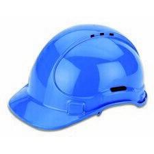 CIMCO 140201 Ochranná přilba VDE 50-66 modrá