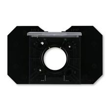 ABB 5530H-C67107 69 Levit Zásuvka centrálního vysávání, se základnou