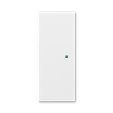 ABB 6220E-A02000 01 free@home Kryt 2násobný levý/pravý, bez potisku