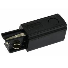 ECOPLANET Adaptér napájení na 3-fázové lišty, černé