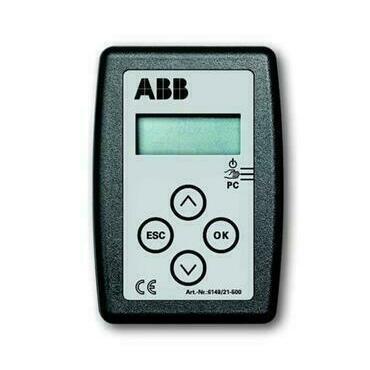 ABB 2CKA006133A0201 KNX Programovací adaptér priON