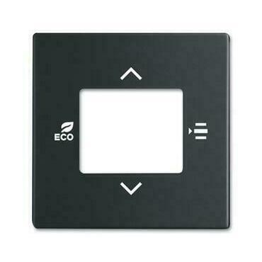 ABB 2CKA006155A0065 KNX Kryt pro termostat prostorový s 5násobným univerzálním vstupem