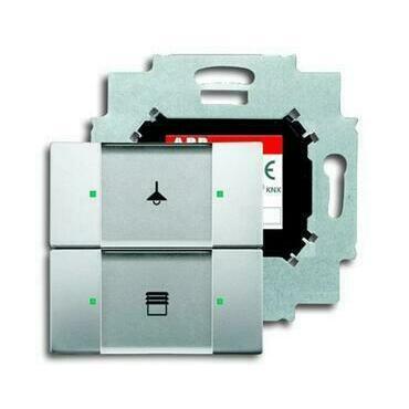 ABB 2CKA006116A0201 KNX Prvek ovládací 2násobný se sběrnicovou spojkou