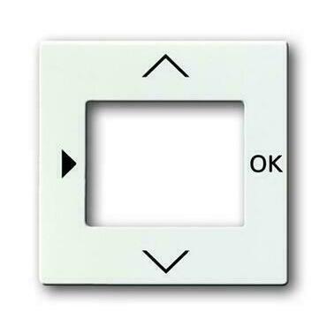 ABB 2CKA006430A0306 Future Kryt termostatu se spínacími hodinami, časovače nebo ovladače Busch-Timer