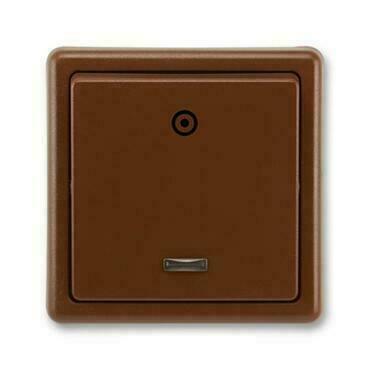 ABB 3553-93289 H3 Classic Ovládač zapínací, s orientační doutavkou, řazení 1/0So