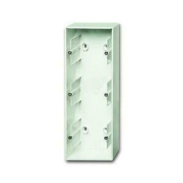 ABB 2CKA001799A0955 Úložný materiál Krabice přístrojová trojnásobná, pro lištové rozvody