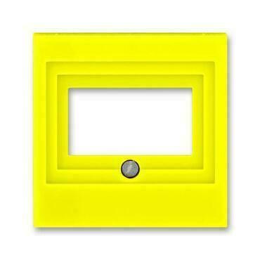 ABB 5014H-A00040 64 Levit Kryt zásuvky reproduktorové, komunikační přímé nebo přístroje USB