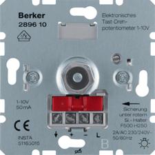 HAG 289610 Potenciometr, elektronický otočný s jemnou aretací, 1–10 V, 230/240 V~, 50/60 Hz, dom. el