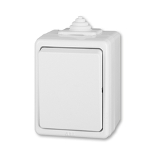 ABB 3553-06929 B Přepínač střídavý, řazení 6, IP44 IPxx