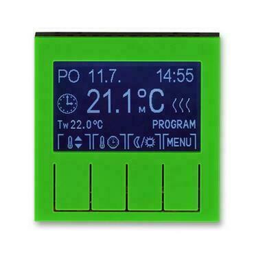 ABB 3292H-A10301 67 Levit Termostat univerzální programovatelný (ovládací jednotka)
