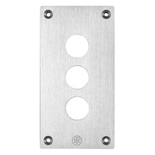 SCHN XAPE303 Průčelní deska pro ovládače 22 mm