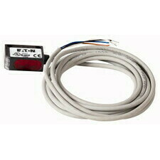 EATON 100429 E71-FFDN-CA Optický bezkontaktní snímač, NPN, kabel, Sn: 10cm