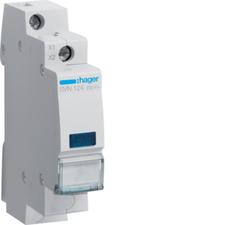 HAG SVN124 Kontrolka LED modrá, 230 V AC
