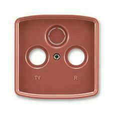 ABB 5011A-A00300 R2 Tango Kryt zásuvky televizní, rozhlasové (a satelitní)