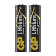 EMOS B15212 GP lithiová baterie AA (FR6), 2 ks