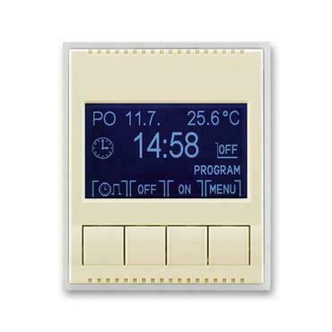 ABB 3292E-A20301 21 Element Hodiny spínací programovatelné (ovládací jednotka)