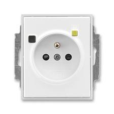 ABB 5526E-A02369 01 Element Zásuvka bezpečnostní s proudovým chráničem FI-DOS