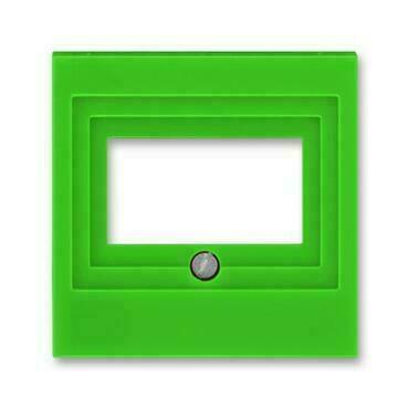 ABB 5014H-A00040 67 Levit Kryt zásuvky reproduktorové, komunikační přímé nebo přístroje USB