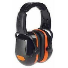 CIMCO 140278 Ochranná oranžová sluchátka