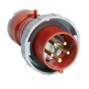 ABB 2CMA166524R1000 Průmyslové vidlice a z. Vidlice, 5p., 32 A, IP67, 6 h