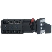 SCHN K10D024MCH Vačkový spínač- voltmetr RP 0,07kč/ks