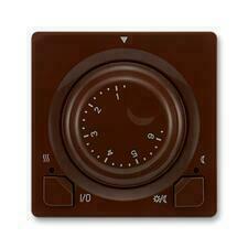 ABB 3292G-A10101 H1 Swing Termostat univerzální s otočným nastavením teploty (ovl. jednotka)