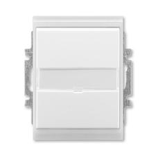 ABB 3558E-A06910 01 IPxx Přepínač střídavý, s popisovým polem, řazení 6, IP44