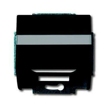 ABB 2CKA001724A4253 Future Kryt zásuvky komunikační, s popisovým polem (pro nosnou masku)