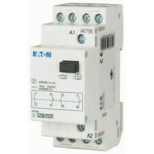 EATON 265539 Z-S24/SO Impulsní relé, tlačítko, 24V~/12V=, 1zap.1vyp. kontakt, 16A
