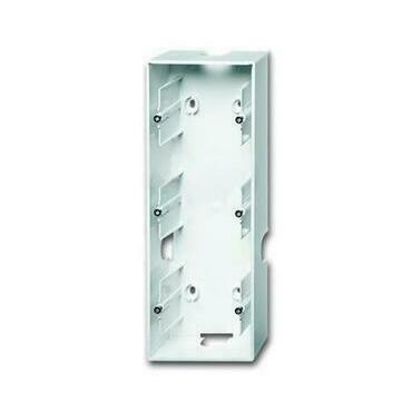 ABB 2CKA001799A0918 Úložný materiál Krabice přístrojová trojnásobná, pro lištové rozvody