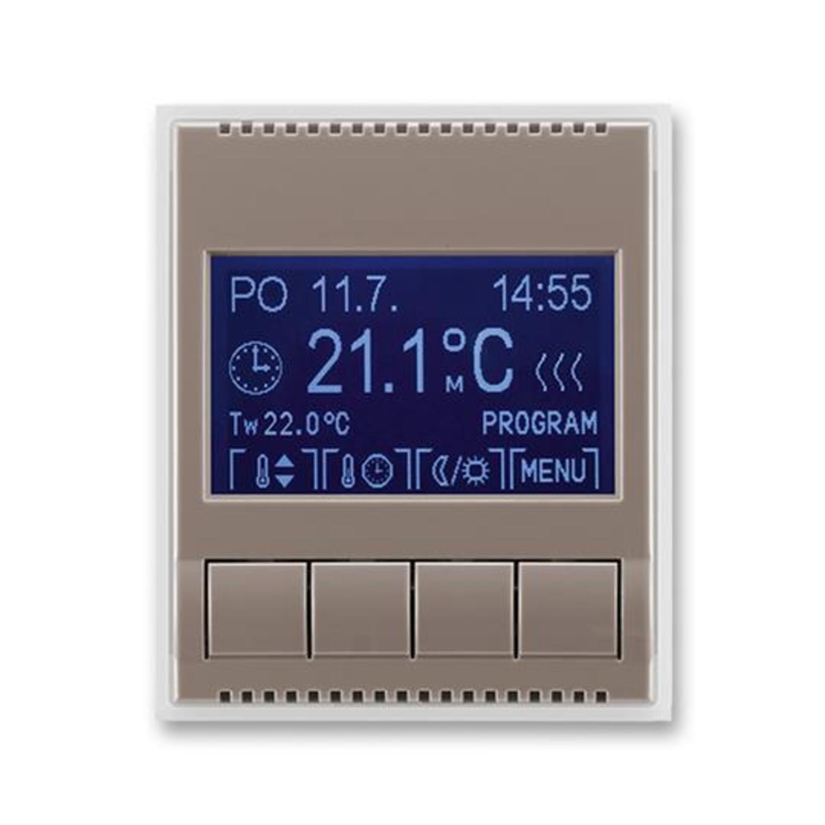 ABB 3292E-A10301 26 Time Termostat univerzální programovatelný (ovládací jednotka)