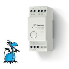 FINDER impulsní spínač 13.01.0.012.0000, 1Z/16A, 12V AC/DC