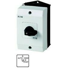 EATON 207095 T0-2-15907/I1 Přepínač ručně/automaticky, 2-pól, 20A