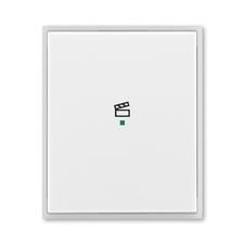 """ABB 6220E-A01003 01 free@home Kryt 1násobný, symbol """"scény"""""""