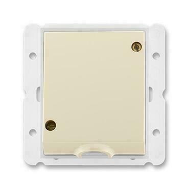 ABB 3938E-A00025 21 Element Svorkovnice s krytem pro pohyblivý přívod 5x 2,5 mm2 Cu