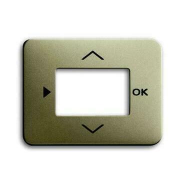 ABB 2CKA006430A0289 Alpha Kryt termostatu se spínacími hodinami, časovače nebo ovladače Busch-Timer,