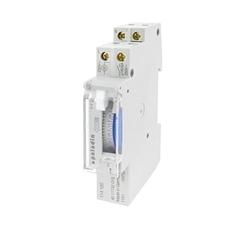 EL 1008101 Hodiny spínací PALADIN 114120, analog., denní, 1mod., se zálohou, šed RP 1,00kč/ks
