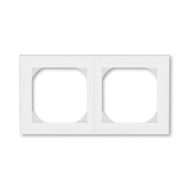 ABB 3901H-A05520 01 Levit Rámeček dvojnásobný s otvorem 55x55