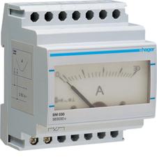 HAG SM030 Ampérmetr analog. - přímé měření 0 - 30A