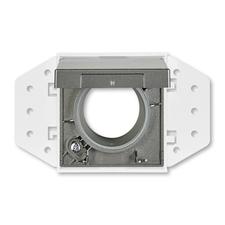 ABB 5530B-A67030803 Solo Zásuvka centrálního vysávání