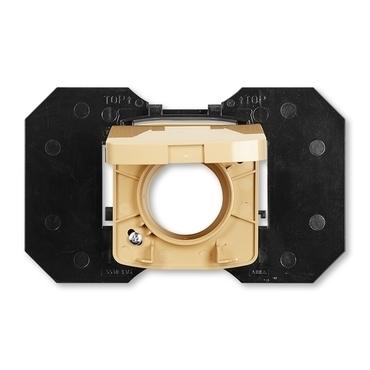ABB 5530A-A67107 D Tango Zásuvka centrálního vysávání, se základnou